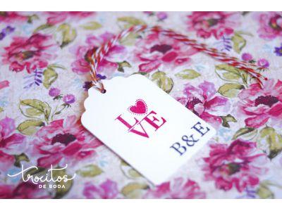 Etiquetas LOVE