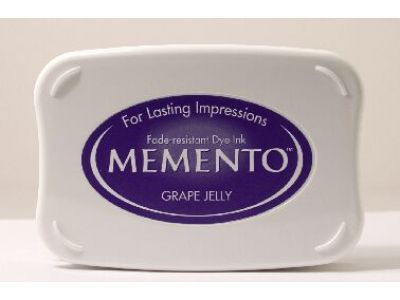 Tinta para estampar Memento GRAPE JELLY