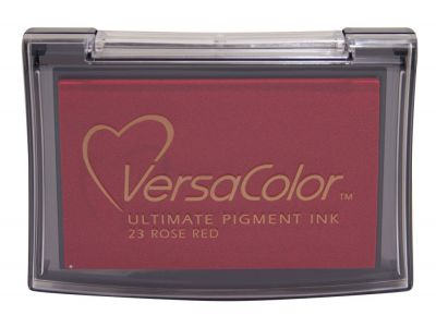 Tinta para estampar Versacolor ROSE RED